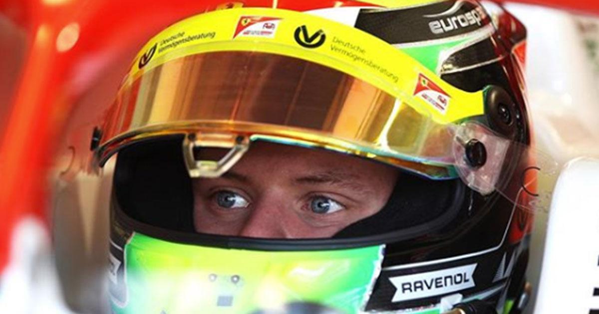 La Ferrari avrà un altro Schumacher: si tratta del figlio del campione, Mick