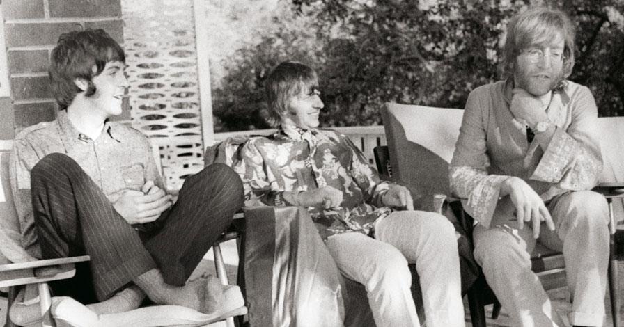 I Beatles a Foggia con la mostra inedita di Pattie Boyd