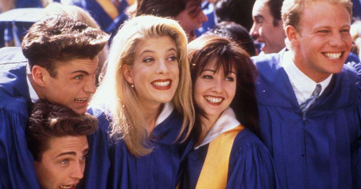 Donna di Beverly Hills 90210 rischia il carcere, mandato d'arresto per Tori Spelling