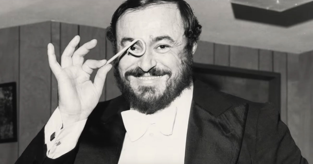Pavarotti: ecco il primo trailer del documentario di Ron Howard