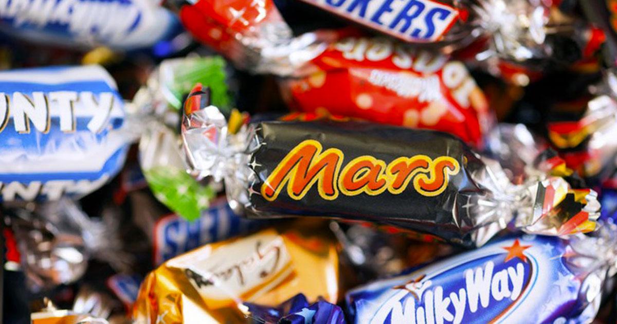 Il lavoro dei sogni: l'assaggiatore di Mars, Snickers e M & M's