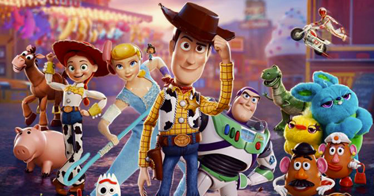 Toy Story 4: ecco il primo trailer in italiano
