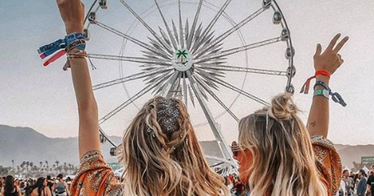 Coachella: i look di Cecilia Rodriguez e Valentina Ferragni