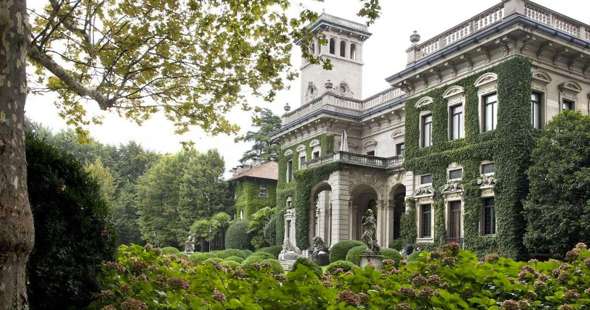 Consigli per le vacanze: i grandi giardini italiani da visitare in treno