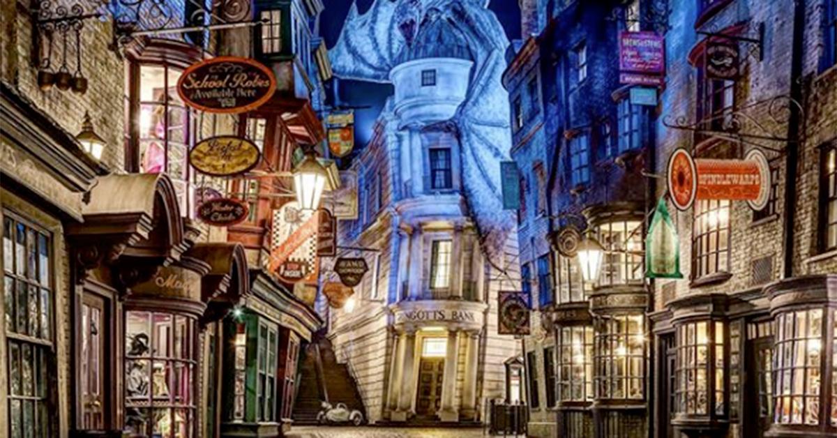 Harry Potter: a Londra apre le porte la Banca dei Maghi, la Gringott!