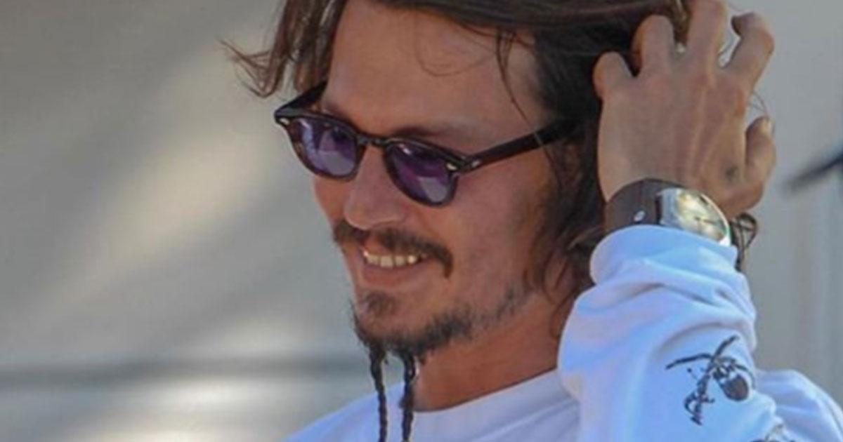 Polina Glen: ecco chi è la nuova fidanzata venticinquenne di Johnny Depp