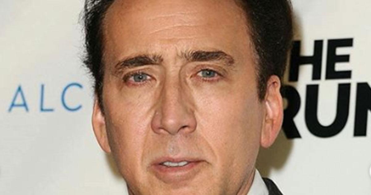 Nicolas Cage e il matrimonio lampo: si separa dopo 4 giorni dalle nozze