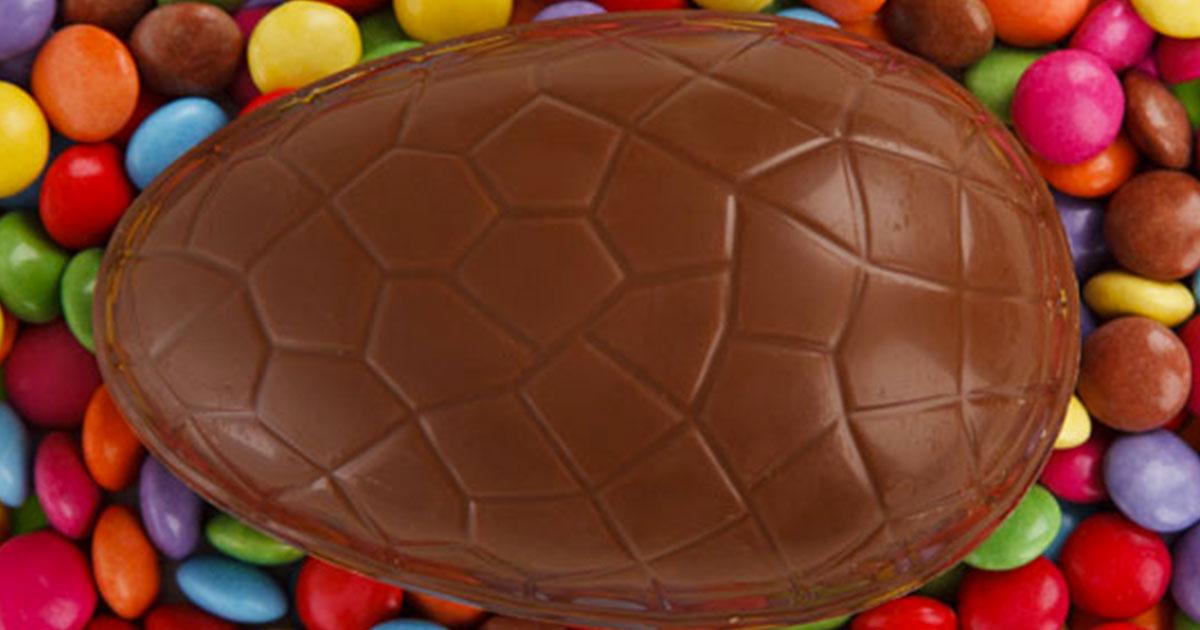 Lo studio conferma: mangiare uova di cioccolato fa benissimo