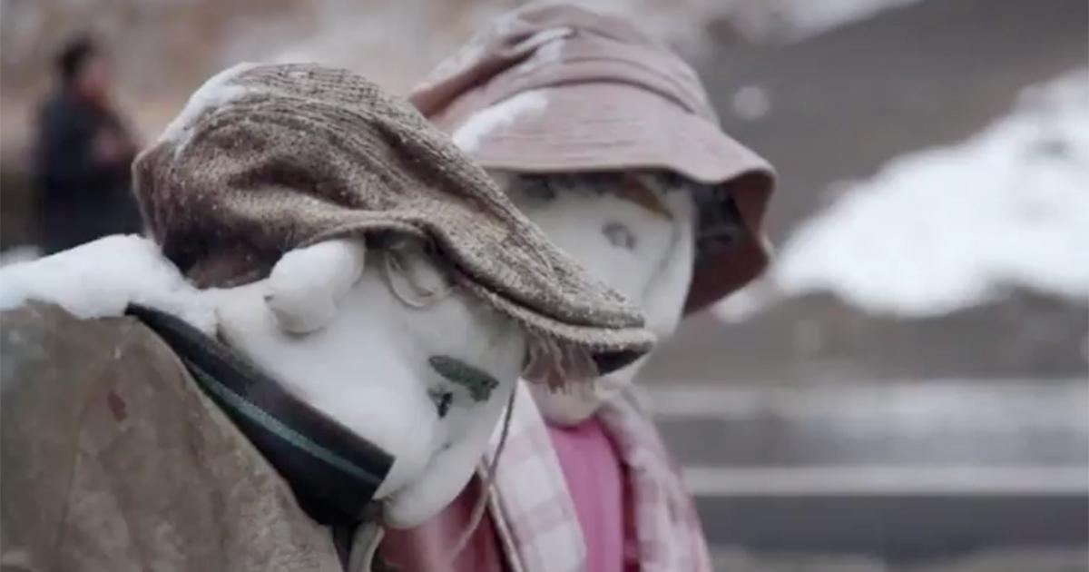 In Giappone esiste un villaggio fantasma abitato da sole bambole