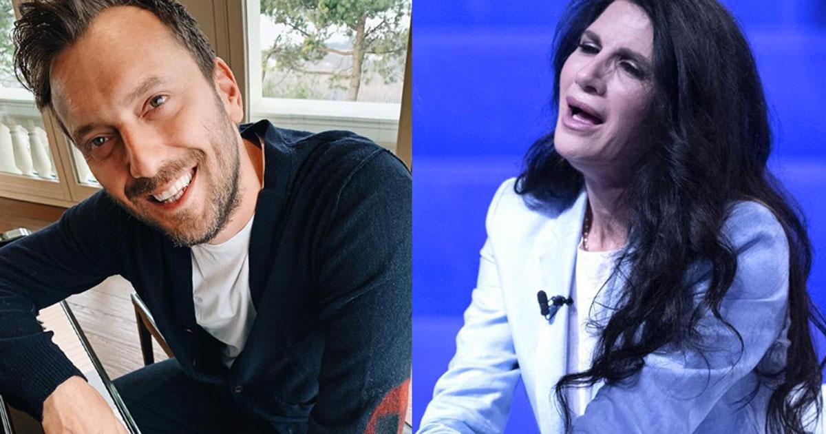 Anche Cesare Cremonini ironizza su Mark Caltagirone e Pamela Prati