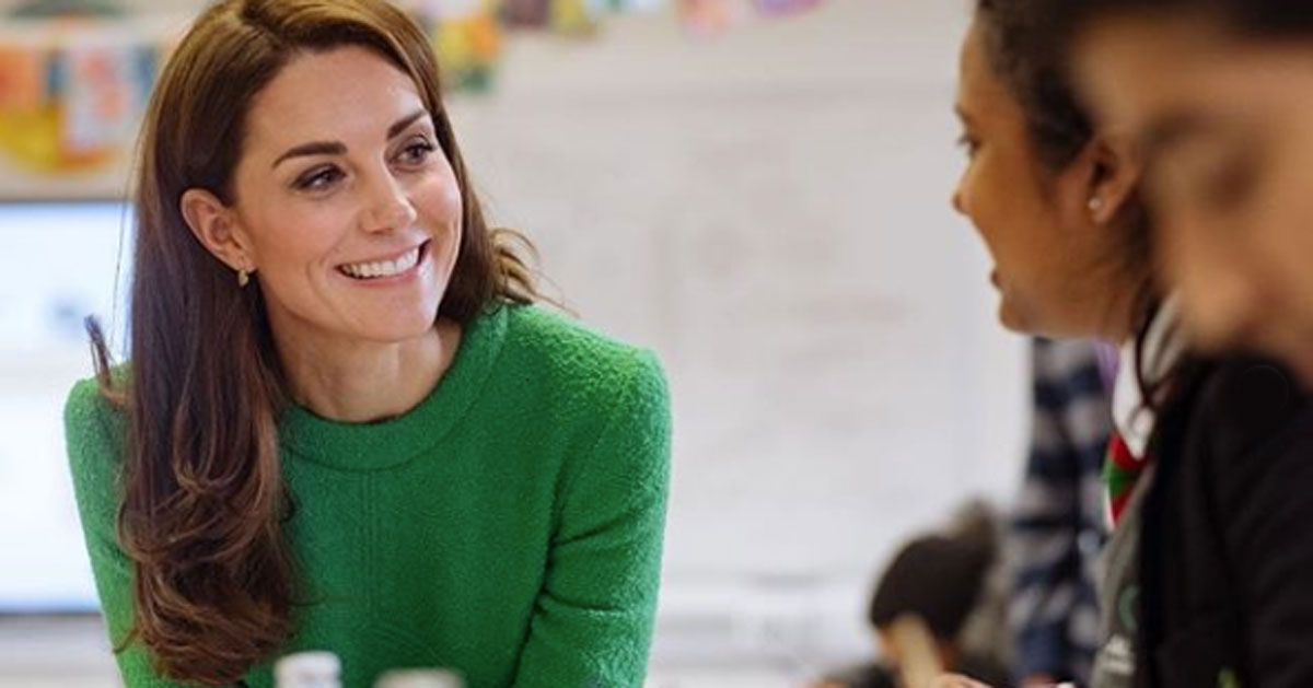 Kate Middleton pubblica le nuove foto della principessina Charlotte per il suo compleanno