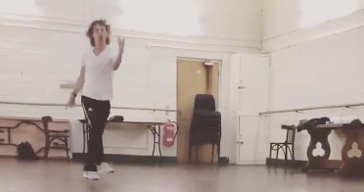 Mick Jagger: dopo l'operazione al cuore sta benissimo e questo video lo dimostra