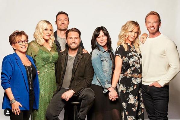 Beverly Hills 90210: il primo teaser della nuova serie annuncia la data d'uscita