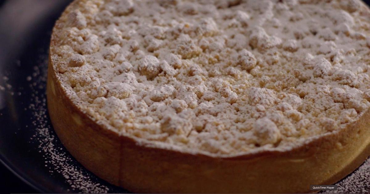 Torta Santa Rosa - Sal De Riso - Alessandro Borghese Kitchen Sound