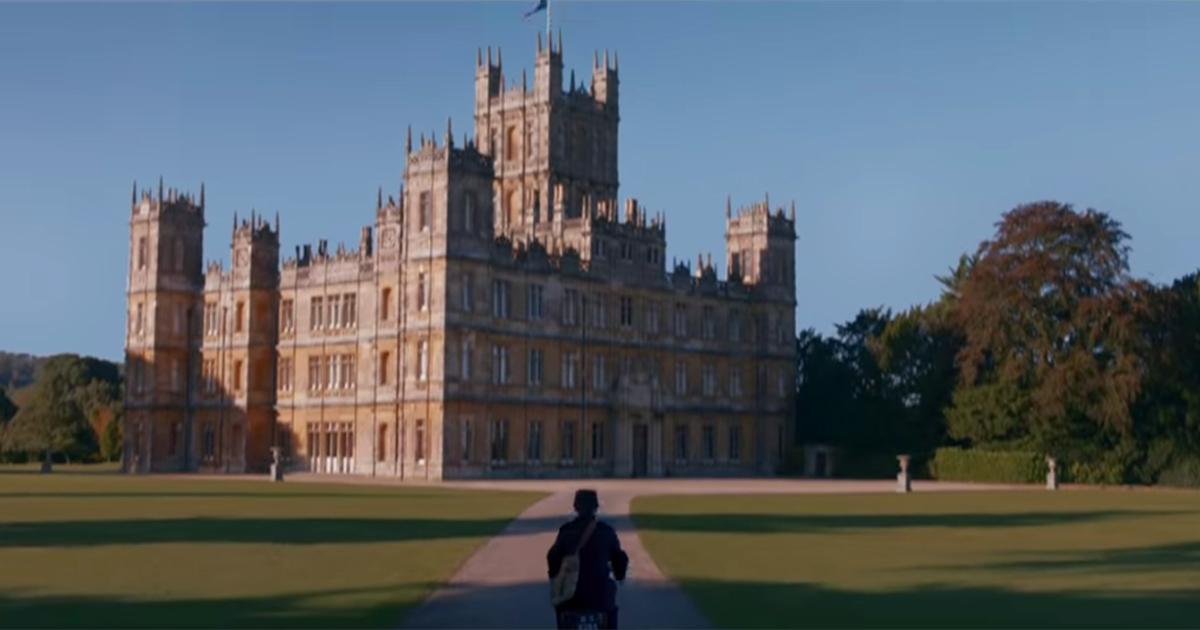 Downton Abbey apre le porte alla famiglia reale: il trailer del film
