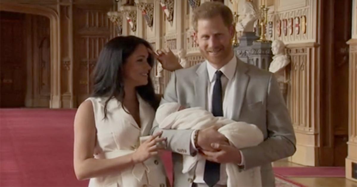 Harry e Meghan: presentano Baby Sussex al mondo, erede privo di titoli