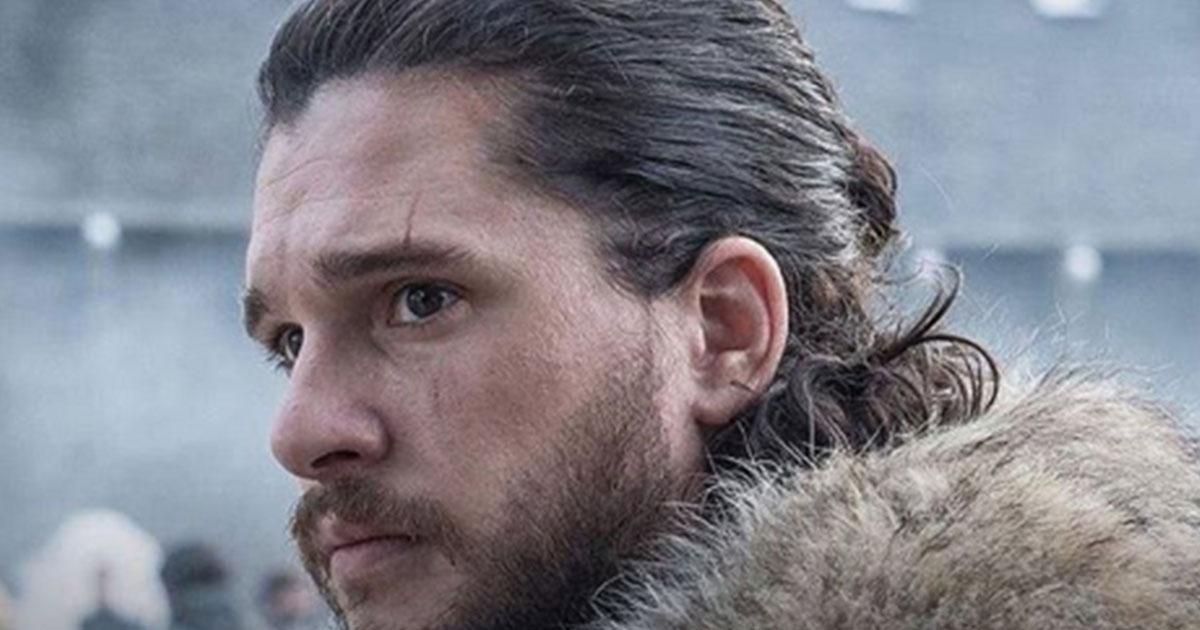Jon Snow da Game Of Thrones al rehab