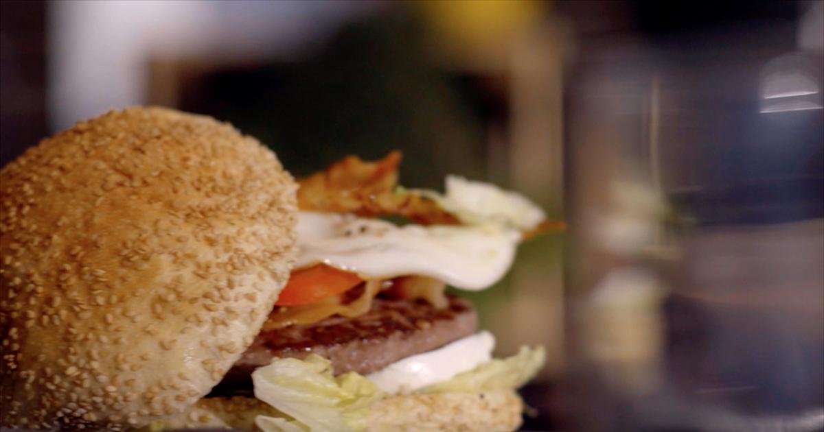 Big Borghy Burger - Alessandro Borghese Kitchen Sound