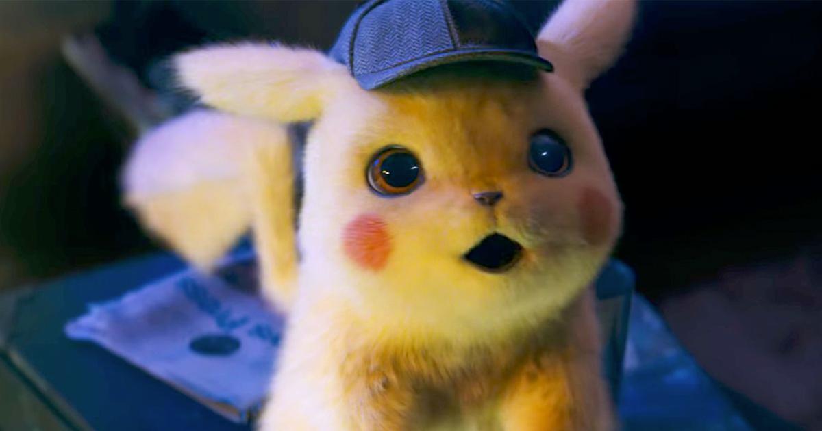 Al cinema 'Pokémon Detective Pikachu', punto d'incontro di genitori e figli