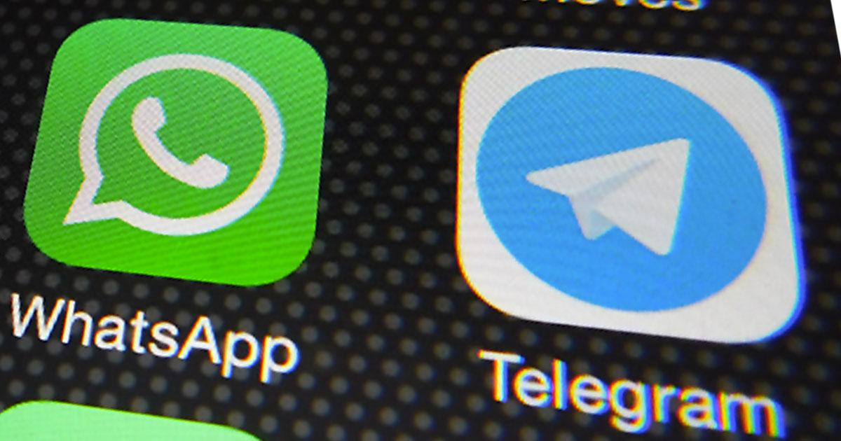 Il papà di Telegram: 'Ecco perché WhatsApp non sarà mai sicura'