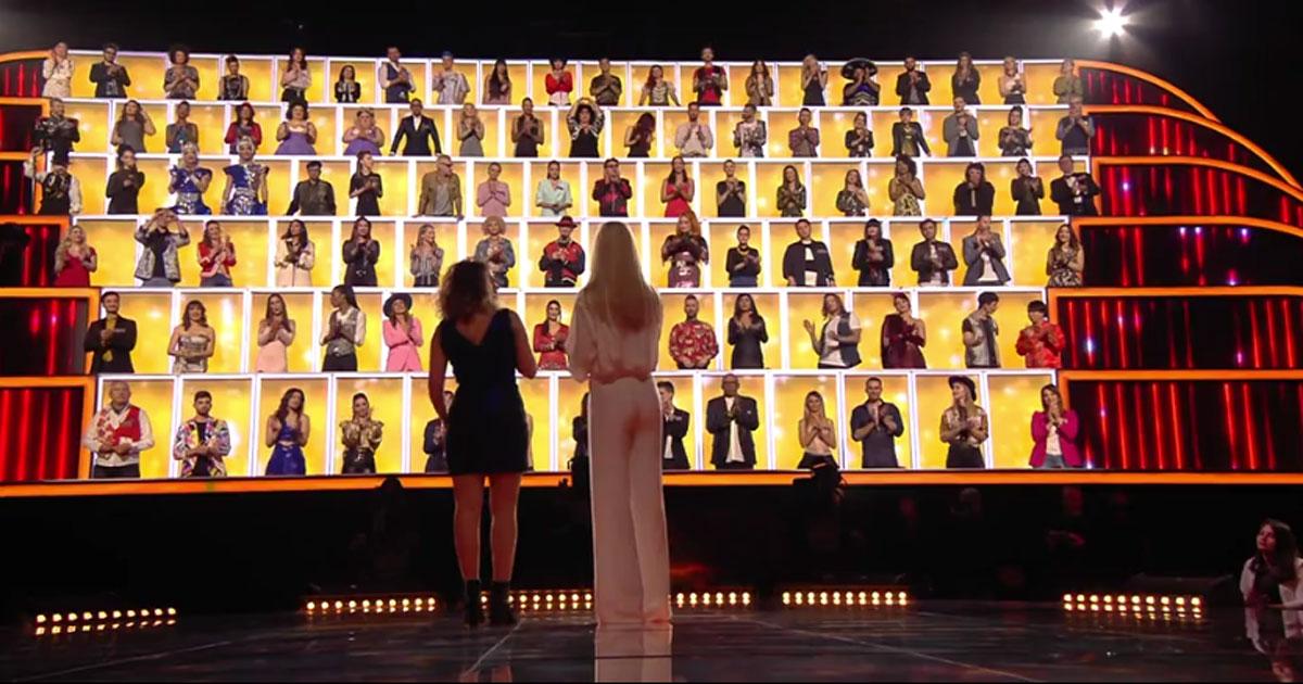 'All Together Now': per la prima volta Martina e Alessandra convincono tutti i giudici