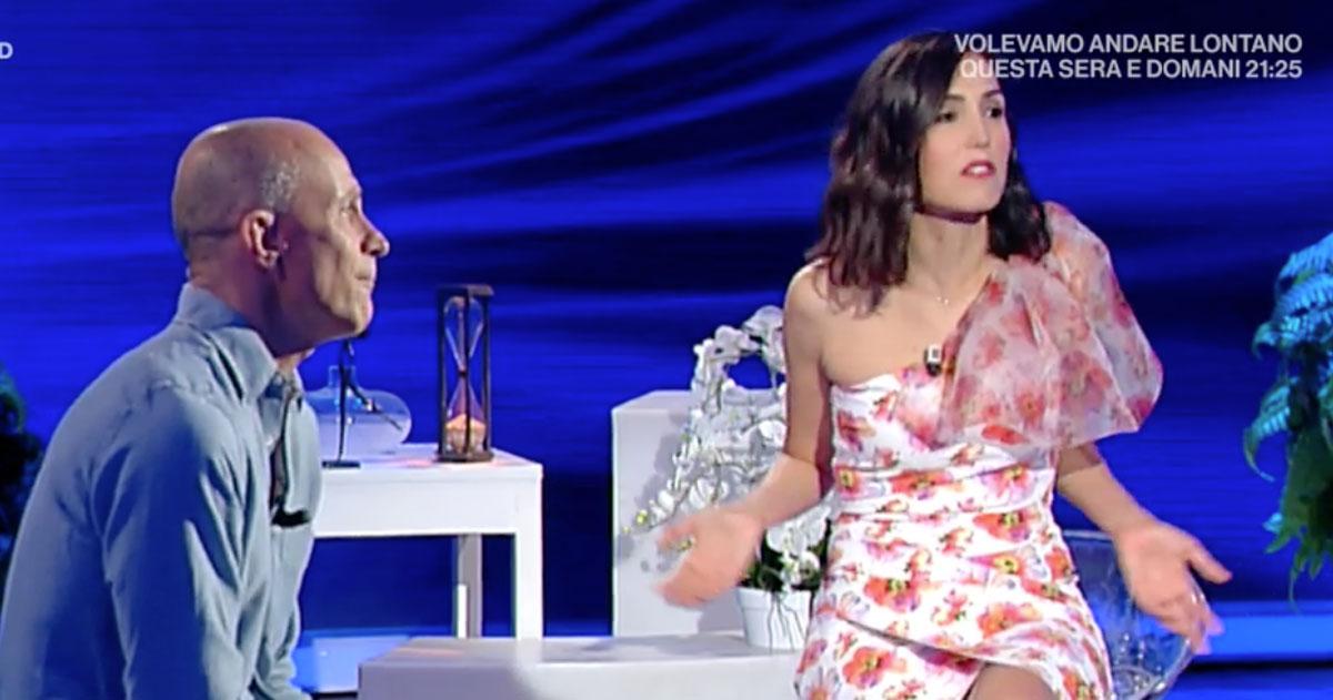 'Vieni da me': la battuta infelice di Caterina Balivo a Giorgio Mastrota