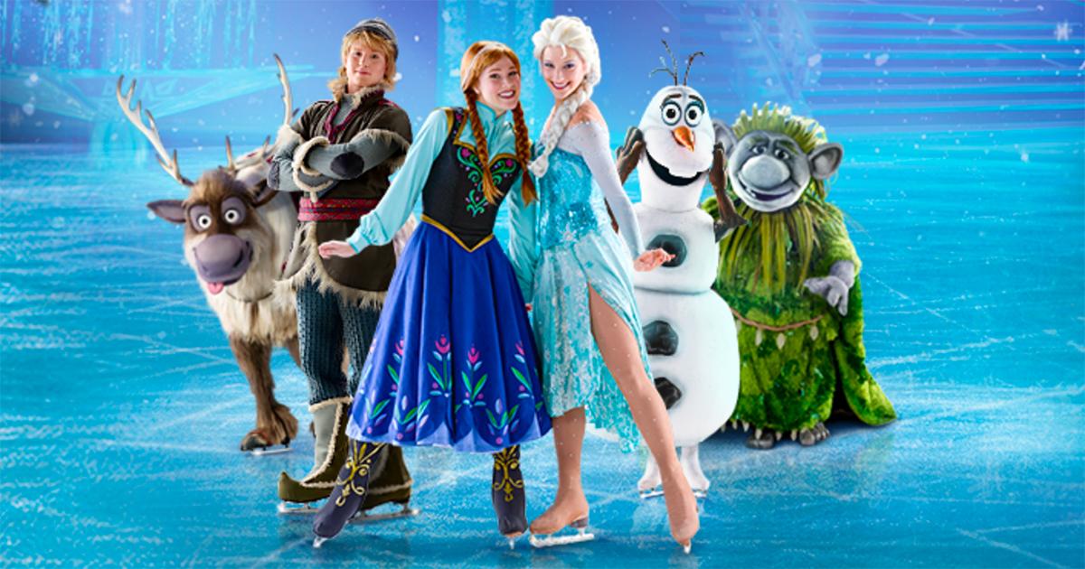 Arriva anche in Italia 'Disney On Ice: Frozen, Il regno di ghiaccio'