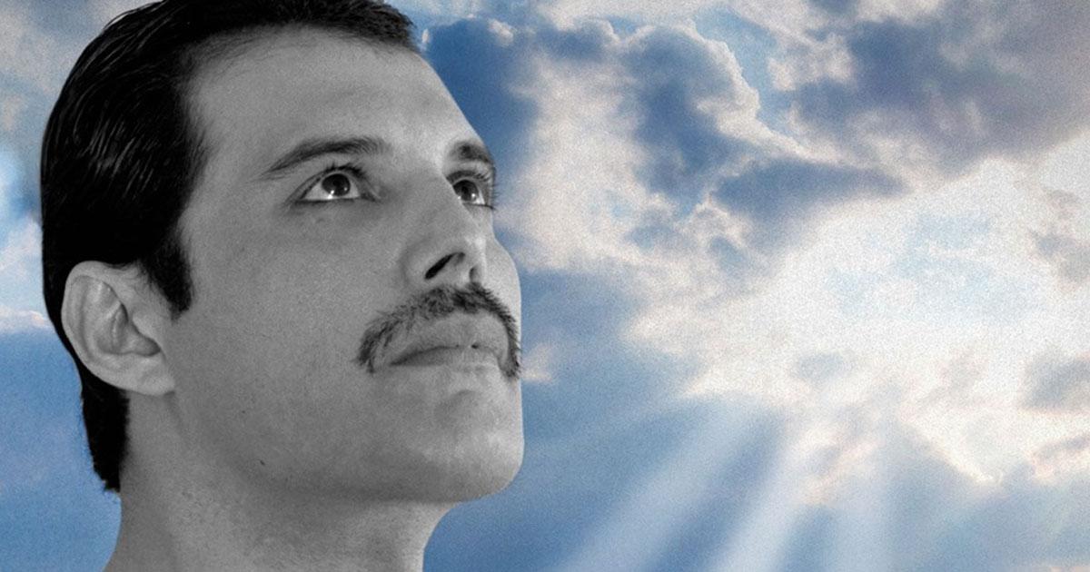 Freddie Mercury: esce la versione inedita del brano 'Time'
