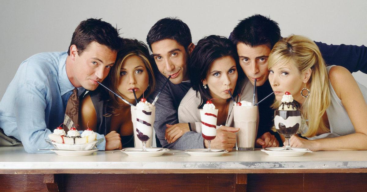 Guardare 'Friends' fa passare l'ansia, lo dice questo studio