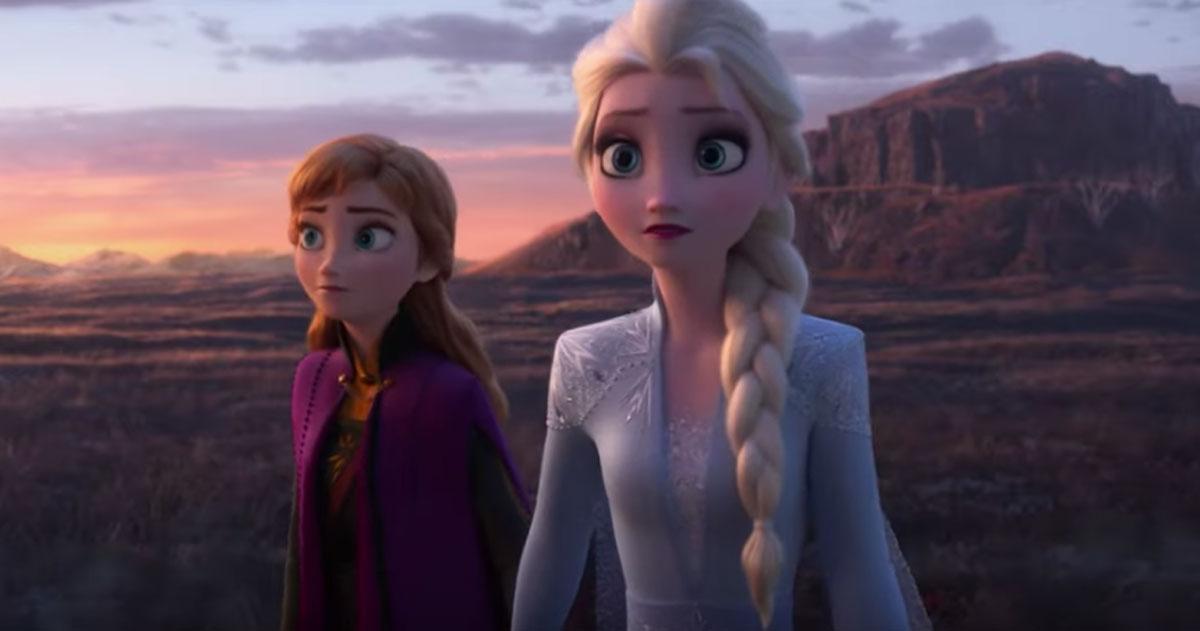 """""""Frozen 2"""": ecco il trailer del nuovo film Disney"""
