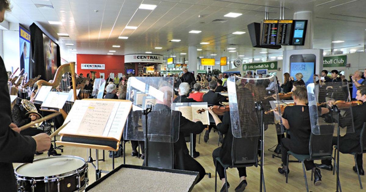 Festa della musica 2019: si suona anche negli aeroporti