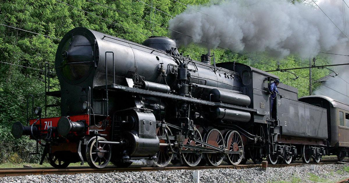 Porrettana express: il treno d'epoca alla scoperta dell'Appennino tosco-emiliano