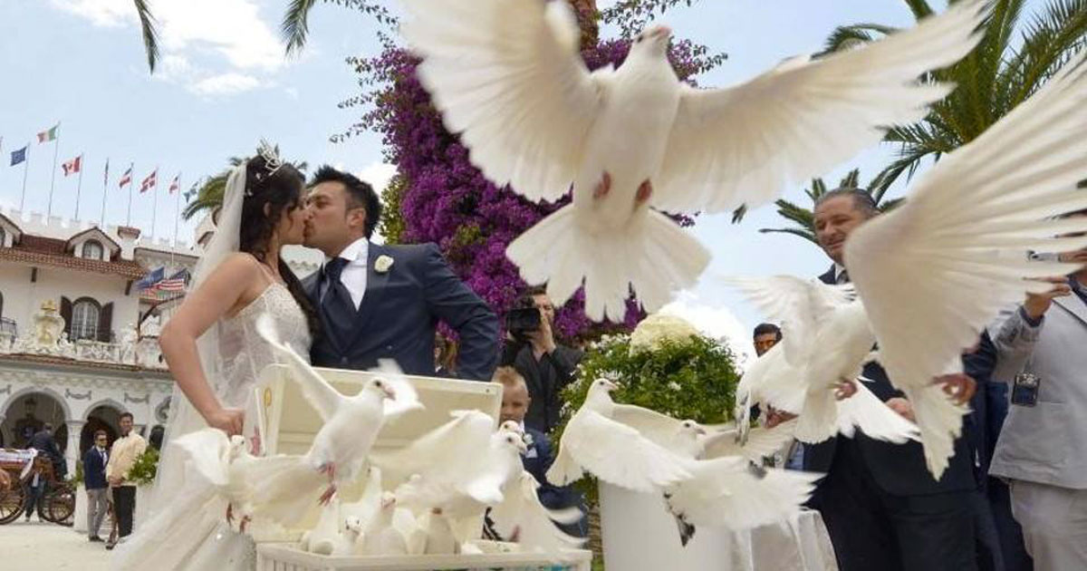 I matrimoni più costosi sono quelli che durano meno, lo dice la scienza