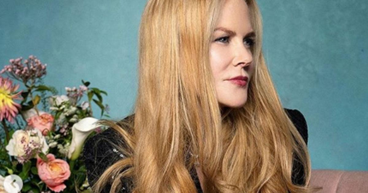 La confessione shock di Nicole Kidman: 'Mangiavo di tutto, un insetto in particolare'