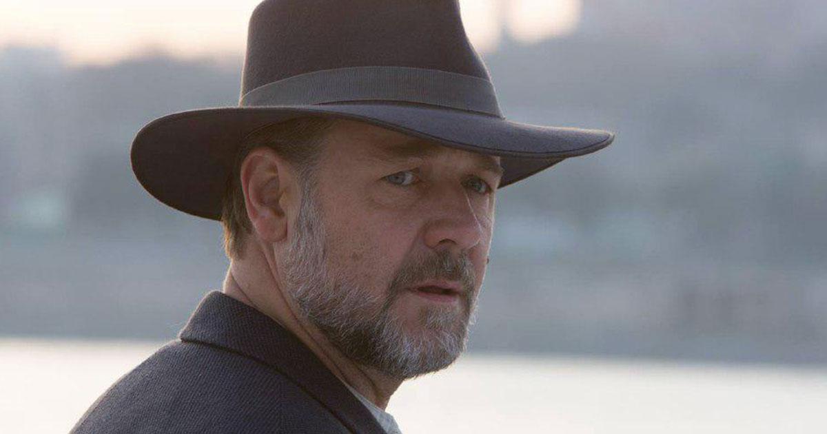 Russell Crowe irriconoscibile per la nuova serie Sky 'The Loudest voice'
