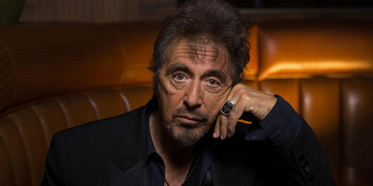 Ecco la nuova compagna di Al Pacino, che ha 39 anni in meno di lui