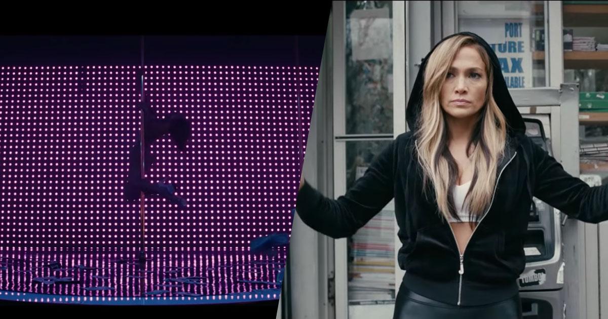 Jennifer Lopez diventa una sensuale pole dancer: le prime immagini del suo nuovo film