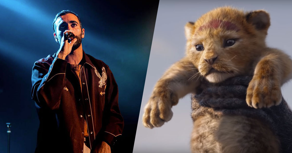 """""""Il Re Leone"""": Marco Mengoni darà la voce a Simba nel nuovo film Disney"""
