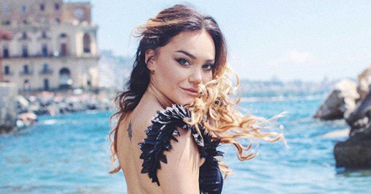 Il fascino di Romina Carrisi: la figlia di Albano conquista i fan di Instagram