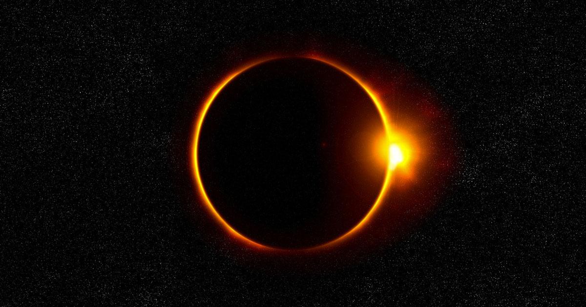 Eclissi solare: ecco come vederla in streaming dall'Italia