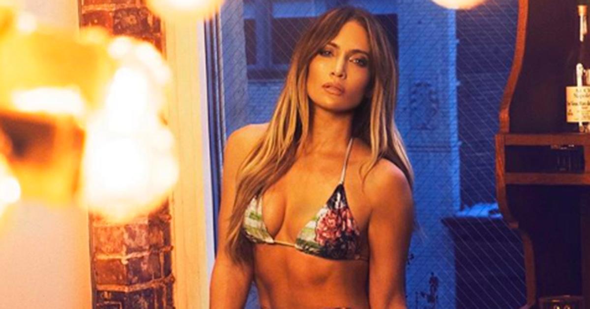 I 50 anni di Jennifer Lopez festeggiati alla grande in tour