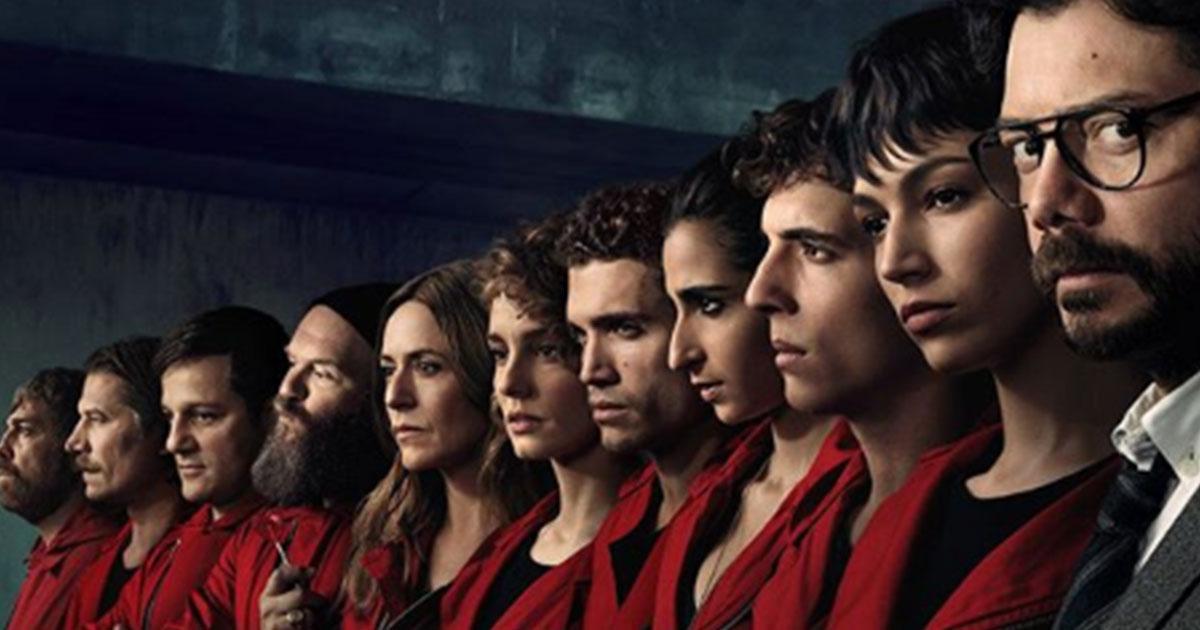 Domani arriva la terza parte de 'La Casa Di Carta' su Netflix