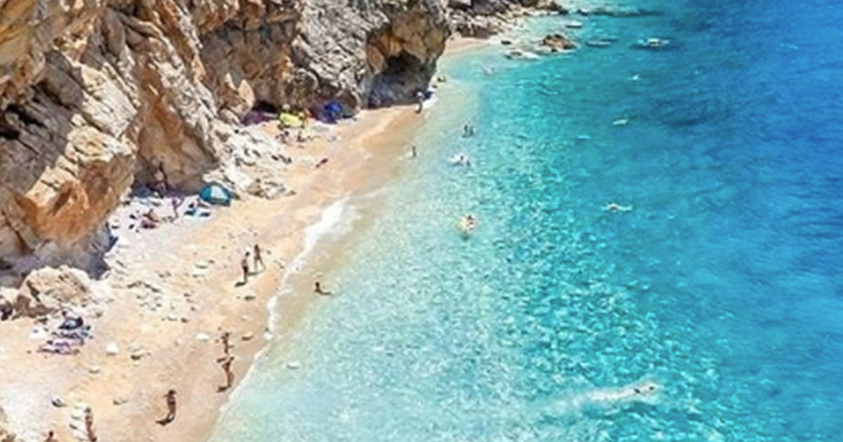 In Croazia si trova la spiaggia più bella d'Europa