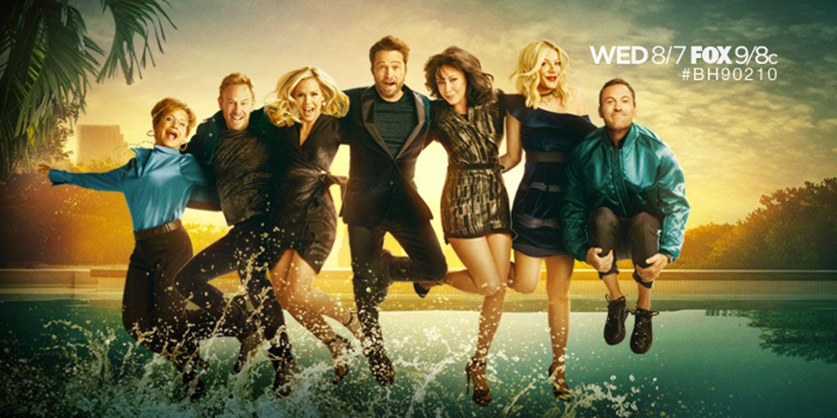 Beverly Hills 90210: ecco la sigla ufficiale della nuova serie