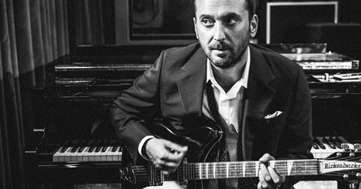 Cesare Cremonini è pronto per registrare il nuovo album a Londra