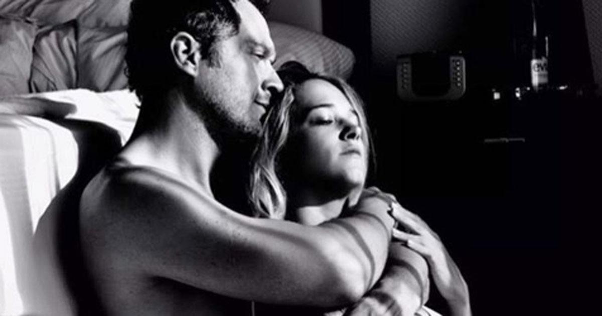 Claudio Santamaria e Francesca Barra: la dedica romantica incanta i fan di Instagram