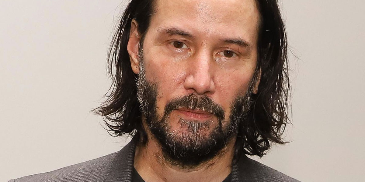 "Keanu Reeves è irriconoscibile durante le riprese di ""Bill and Ted 3"""