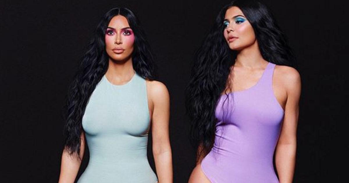 Kim Kardashian e Kylie Jenner: scovato l'ennesimo errore con Photoshop