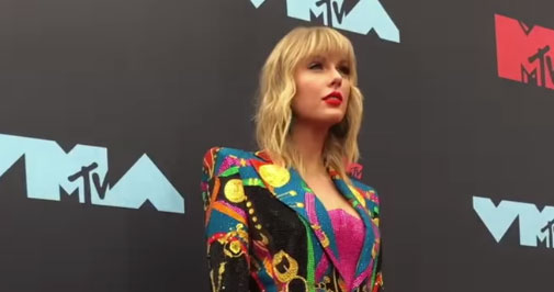 Da Taylor Swift a Lenny Kravitz, tutte le star degli Mtv Awards