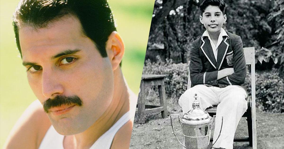 Ecco la lettera che Freddie Mercury ha scritto ai genitori da bambino